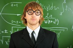 Much learning Royalty Free Stock Image