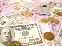 Much money Stock Photo