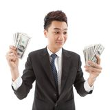 So much money! Stock Image