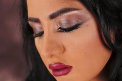 Muchacha árabe fotos de archivo libres de regalías