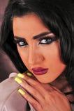 Muchacha árabe imágenes de archivo libres de regalías