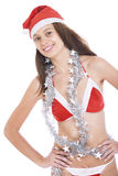 muchacha Ñ-mas Imagen de archivo libre de regalías