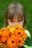 Muchacha Foto de archivo libre de regalías