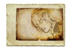 Muchacha Imagen de archivo