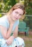 Muchacha adolescente Imagenes de archivo