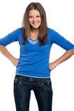 Muchacha adolescente Fotos de archivo libres de regalías
