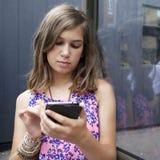 Muchacha adolescente Imagen de archivo