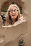 Muchacha adolescente 2 Imagen de archivo libre de regalías