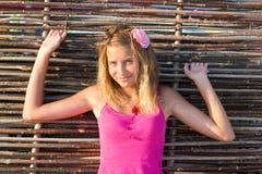 Muchacha adolescente agradable Imágenes de archivo libres de regalías