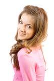 Muchacha adolescente con estilo Foto de archivo