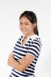 Muchacha adolescente de Tailandia Foto de archivo libre de regalías