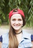 Muchacha adolescente del retrato Fotos de archivo