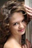 Muchacha adolescente hermosa Imágenes de archivo libres de regalías