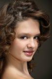 Muchacha adolescente hermosa Imagenes de archivo