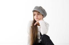 Muchacha adolescente hermosa Fotos de archivo libres de regalías