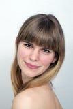 Muchacha adolescente hermosa, Headshot 1 Imágenes de archivo libres de regalías