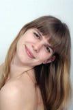 Muchacha adolescente hermosa, Headshot 2 Fotos de archivo