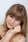Muchacha adolescente hermosa, Headshot 4 Imagenes de archivo