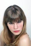 Muchacha adolescente hermosa, Headshot 5 Imágenes de archivo libres de regalías