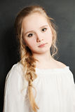 Muchacha adolescente linda Imagen de archivo