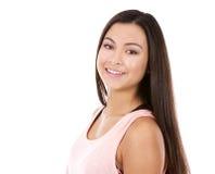 Muchacha adolescente ocasional Imagen de archivo libre de regalías