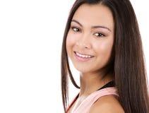 Muchacha adolescente ocasional Imagenes de archivo
