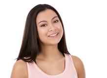Muchacha adolescente ocasional Imágenes de archivo libres de regalías