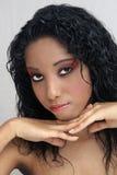 Muchacha adolescente Oeste-India hermosa (9) Fotos de archivo