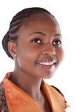 Muchacha africana imagen de archivo libre de regalías