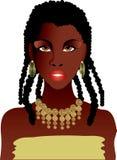 Muchacha africana