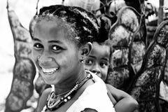 Muchacha africana Foto de archivo
