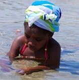 Muchacha africana Imágenes de archivo libres de regalías