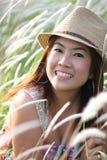 Muchacha asiática Imagen de archivo