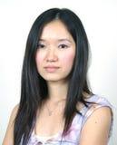 Muchacha asiática joven 03 Foto de archivo libre de regalías