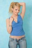 Muchacha atractiva. Fotos de archivo libres de regalías