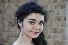 Muchacha bastante adolescente Fotografía de archivo libre de regalías