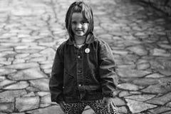 Muchacha bonita Fotos de archivo libres de regalías