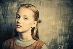Muchacha bonita del adolescente Fotos de archivo