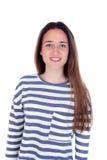 Muchacha bonita del adolescente con dieciséis años Imagen de archivo