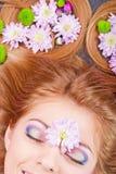 Muchacha bonita joven fotografía de archivo libre de regalías