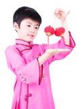 Muchacha china Fotografía de archivo libre de regalías