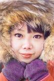 Muchacha china Foto de archivo libre de regalías