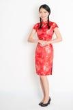 muchacha china asiática Foto de archivo