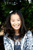 Muchacha coreana Foto de archivo libre de regalías