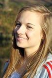 Muchacha criolla del adolescente Fotos de archivo