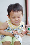 Muchacha de Asia Foto de archivo libre de regalías