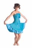 Muchacha de baile Foto de archivo
