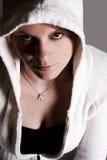 Muchacha de Grunge Imagen de archivo libre de regalías