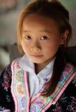 Muchacha de Hmong, Luang Prabang, Laos Imagen de archivo libre de regalías