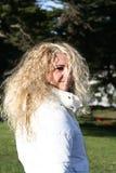 Muchacha de la belleza Foto de archivo libre de regalías